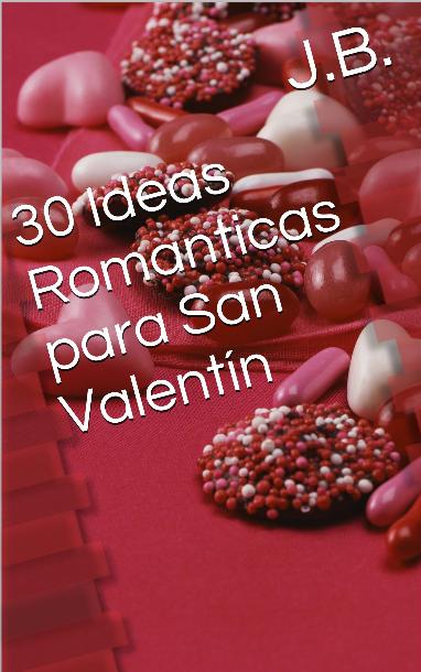 Portada Kindle San Valentin