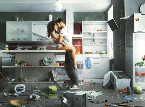 Aprende a satisfacer a tu mujer probando lugares diferentes