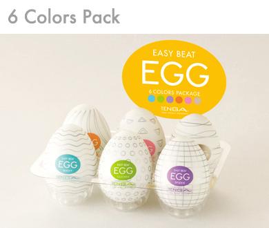 Juguete Sexual - Tenga Eggs