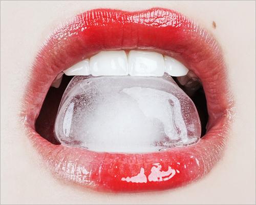 hielo sexo