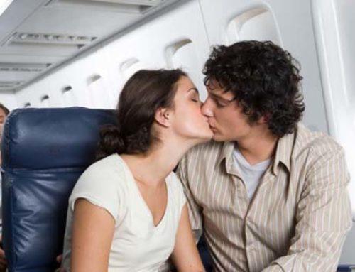 Cómo tener sexo en un avión